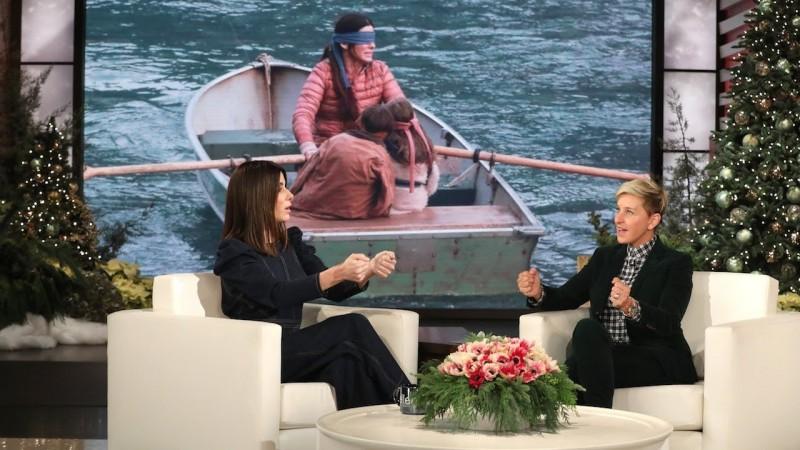Sandra Bullock Had No Problem Yelling at Her On-Screen Kids смотреть онлайн в хорошем качестве