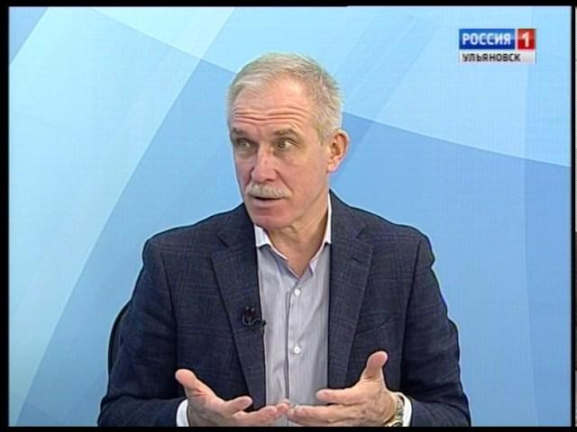 """Новости Ульяновска: """"Первые лица"""" - 28.01.17. официальные новости"""