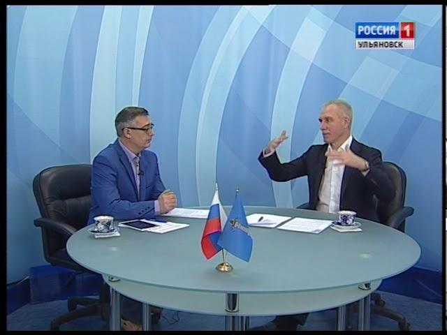 """Новости Ульяновска: """"Первые лица"""" - 28.10.17 официальные новости"""