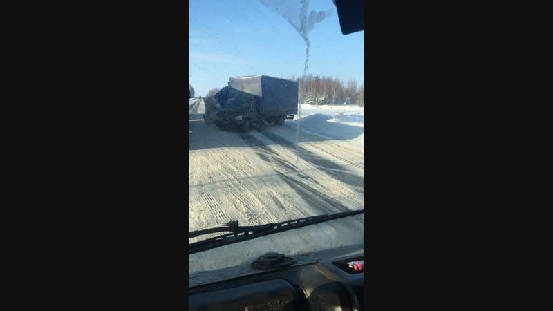 ДТП в Ульяновской области