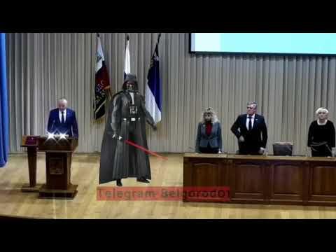Белгородская чиновница уволилась после скандальной инаугурации мэра