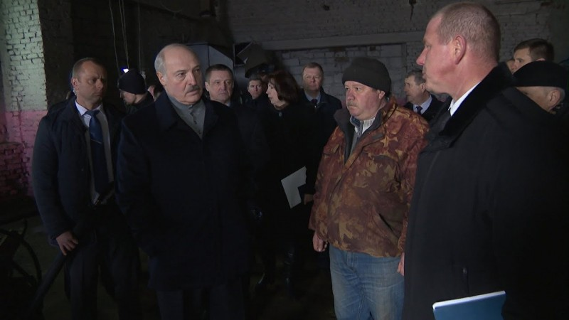Последняя капля Лукашенко: что стало причиной жестких кадровых решений Лукашенко в Могилевской облас