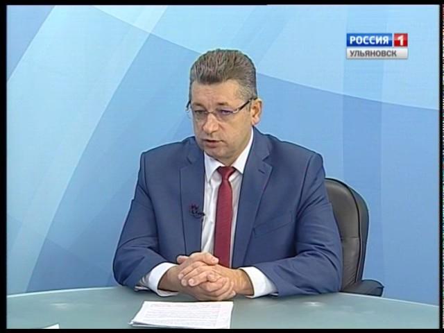 """Новости Ульяновска: """"Первые лица"""" - 17.12.16. официальные новости"""