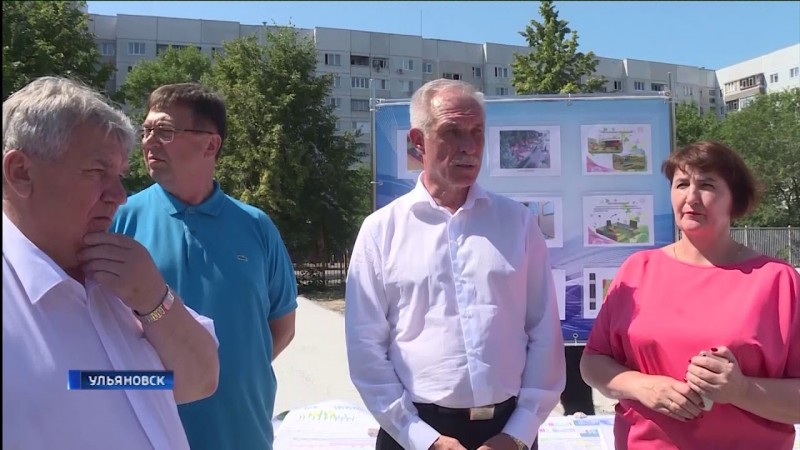 """Новости Ульяновска: """"Первые лица"""" - 18.08.18. официальные новости"""