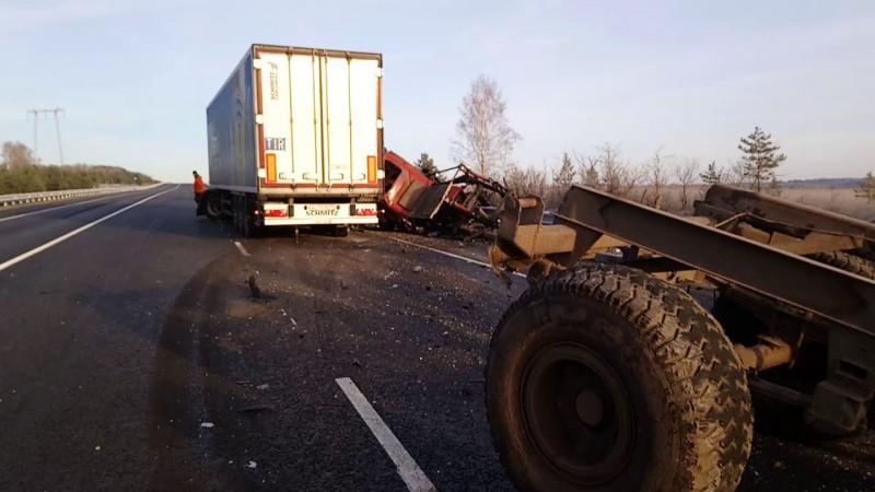 Страшная авария в Ульяновской области в Теренгульском районе