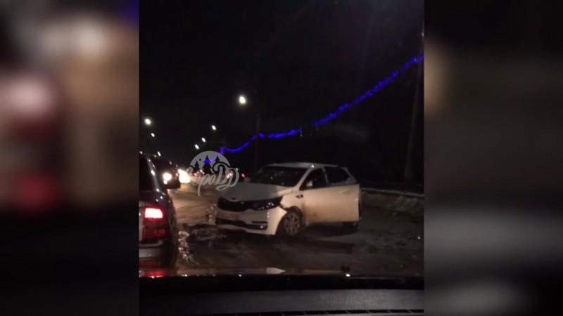 chpulsk Жесткое ДТП в Димитровграде Ульяновск происшествия сегодня