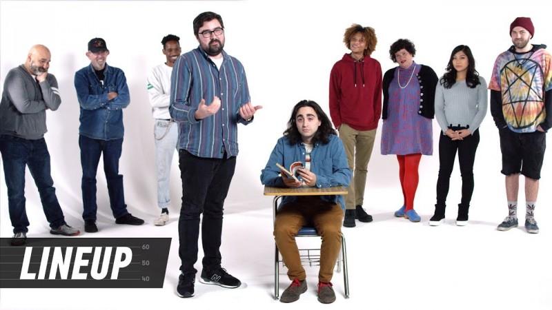 Teachers Guess Who's High   Lineup   Cut смотреть онлайн в хорошем качестве
