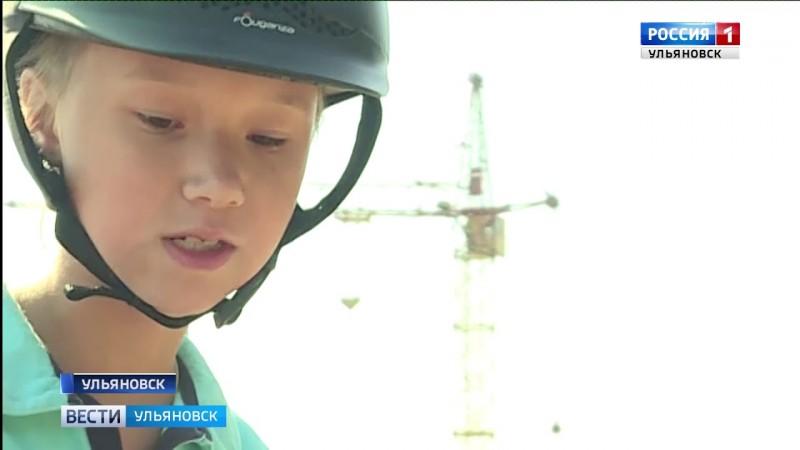 Мой-талисман Ульяновск. Судьба конного клуба для детей с ограниченными возможностями под вопросом