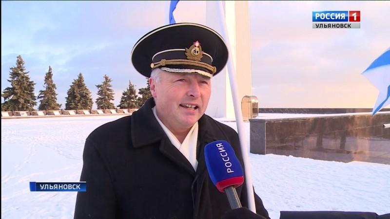 ГТРК Ульяновск Защитники на суше и в воде новости сегодня