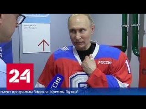 Путин объяснил, почему отец не принимал участие в параде 1945-го года