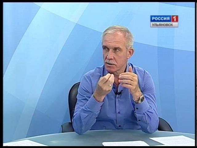 """Новости Ульяновска: """"Первые лица"""" - 27.08.16. официальные новости"""