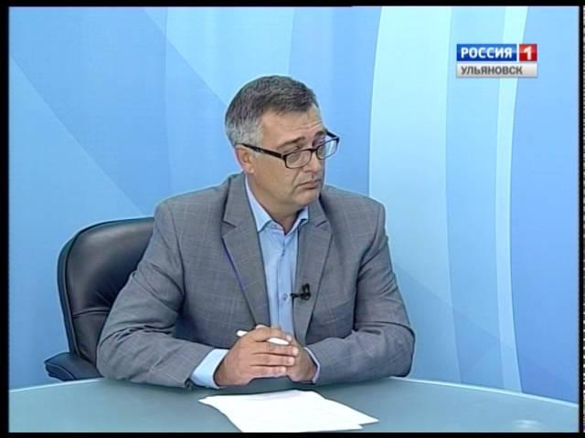 """Новости Ульяновска: """"Первые лица"""" - 20.08.16. официальные новости"""