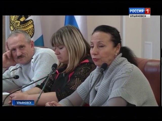 """Новости Ульяновска: """"Первые лица"""" - 14.10.17 официальные новости"""