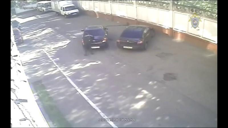 chpulsk Ульяновец наехал на Росгвардейца Ульяновск происшествия сегодня
