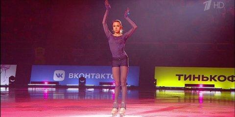 """Первый канал покажет ледовое шоу Этери Тутберидзе """"Чемпионы на льду"""""""