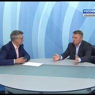 """Новости Ульяновска: """"Первые лица"""" - 28.07.18 официальные новости"""
