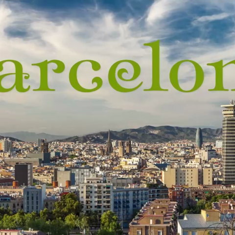 Барселона гиперпутешествие. Timelapse & Hyperlapse