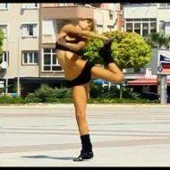 Супер русские гимнастки !