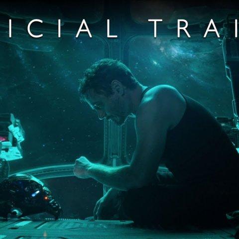 Marvel Studios' Avengers - Official Trailer смотреть онлайн в хорошем качестве