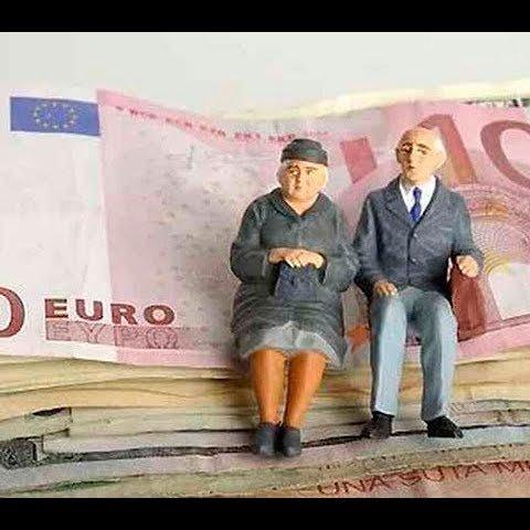 Пенсии в Германии станут больше: выплаты в стране до сих пор не одинаковы