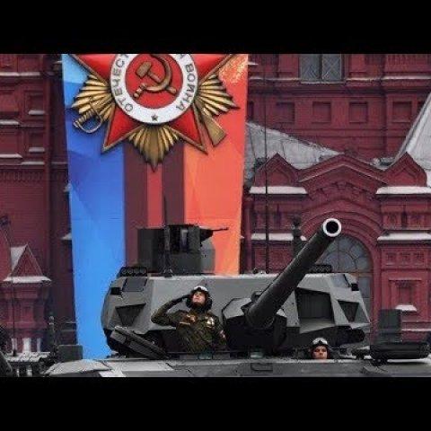 Полная версия: Парад Победы на Красной площади в Москве