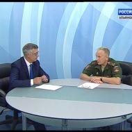 """Новости Ульяновска: """"Первые лица"""" - 14.07.18 официальные новости"""