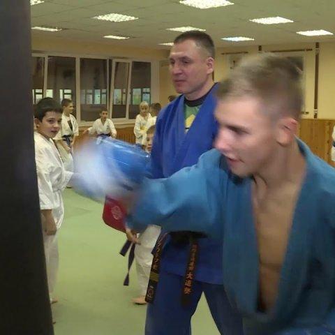 ГТРК Ульяновск Межрегиональный турнир по КУДО новости сегодня