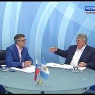 """Новости Ульяновска: """"Первые лица"""" - 11.11.17 официальные новости"""