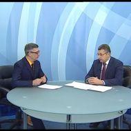 """Новости Ульяновска: """"Первые лица"""" - 20.01.18 официальные новости"""