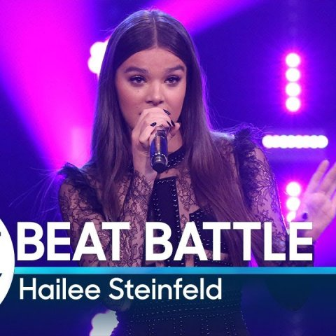 Beat Battle with Hailee Steinfeld смотреть онлайн в хорошем качестве
