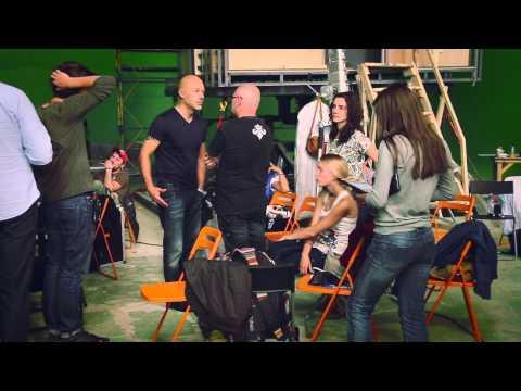Трейлер Как снимают на зеленом фоне кино с Бондарчуком