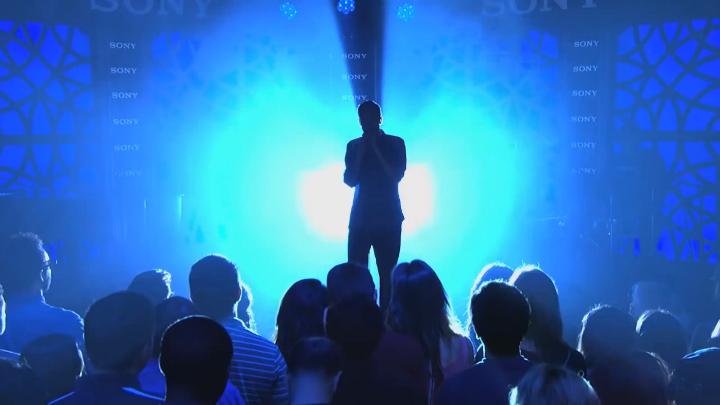 Клипы: Rhye - The Fall (Jimmy Kimmel Live)