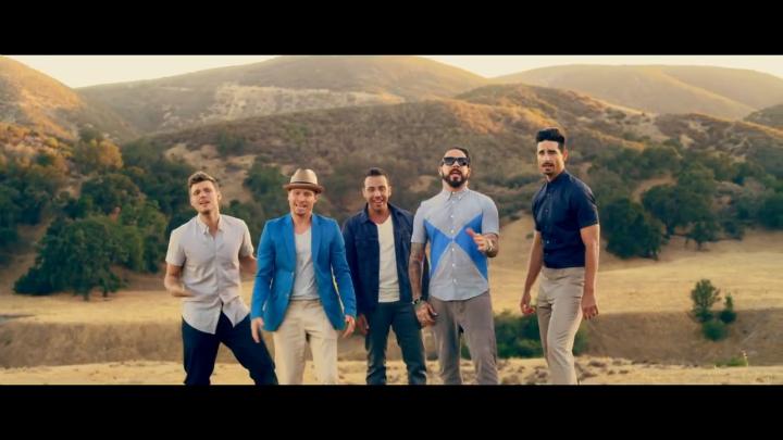 Музыкальный клип Backstreet Boys - In a World Like This