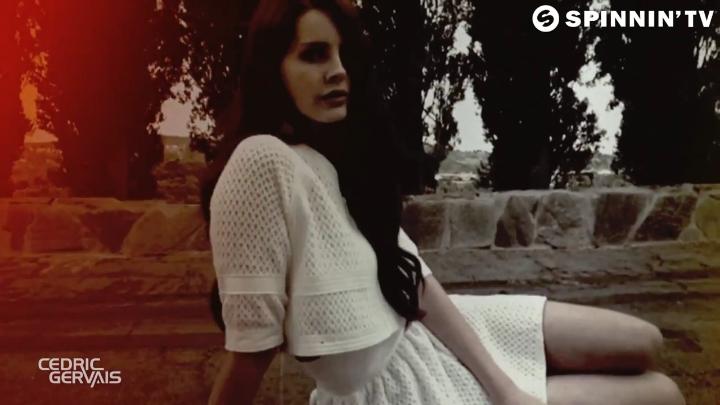 Музыкальный клип Lana Del Rey vs Cedric Gervais - Summertime Sadness (Remix)