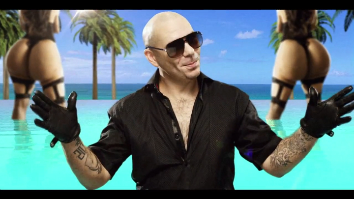 Видеоклип: Flo Rida - Can't Believe It ft. Pitbull