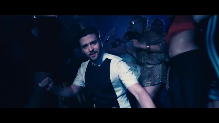 Видеоклип: Justin Timberlake - Take Back The Night