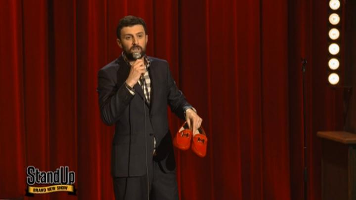 Юмор Stand Up: Тимур Каргинов - О кавказцах, помидорах и красных мокасинах