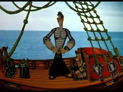 Смотреть мультфильм Приключения капитана Врунгеля мультфильм 1   13 серий