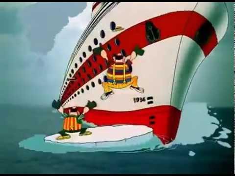 Смотреть мультфильм Приключения капитана Врунгеля  Серия 10
