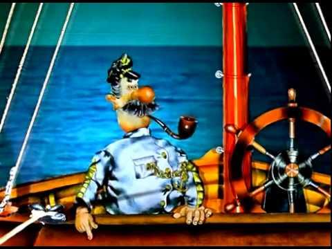 Смотреть мультфильм Приключения капитана Врунгеля  Серия 1