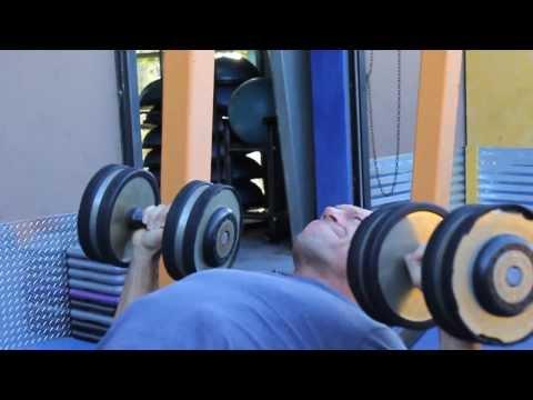 Мастер-класс: Грудные мышцы. Giant set.