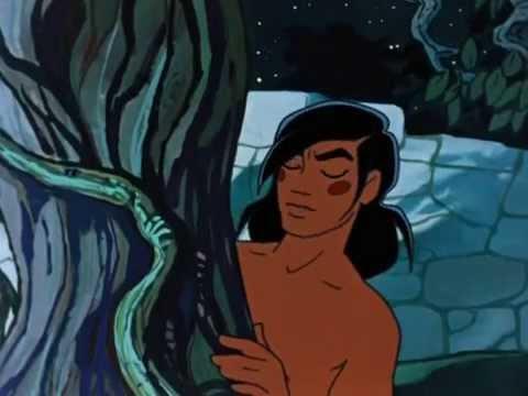 Мультфильм Маугли. Последняя охота Акелы. 3 мультфильм по книге Редьярда Киплинга «Книги джунглей»