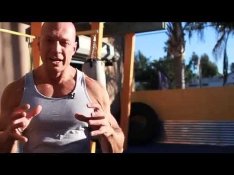 Мастер класс по бодибилдингу: Мышцы спины, Денис Семенихин