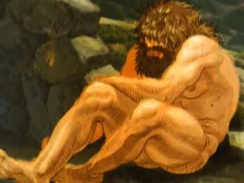 Мультфильм Полифем, Акид и Галатея. Древнегреческие легенды.