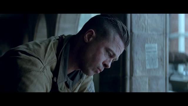 Трейлер Ярость/ Fury (2014) Международный трейлер №2