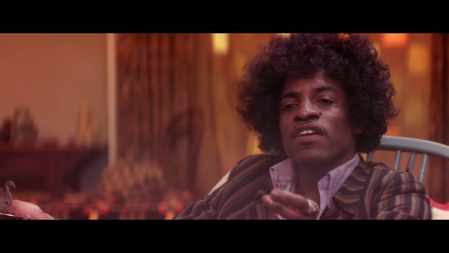 Трейлер к фильму Джими Хендрикс/ All Is by My Side (2013) Русскоязычный трейлер