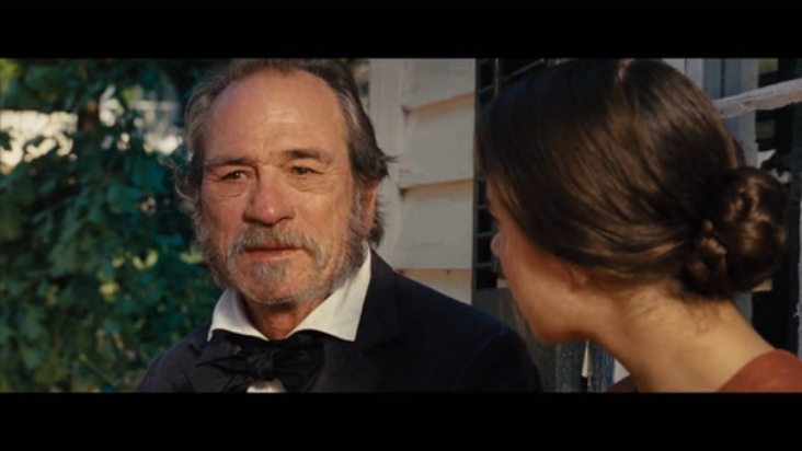 Трейлер Местный/ The Homesman (2014) Трейлер №2