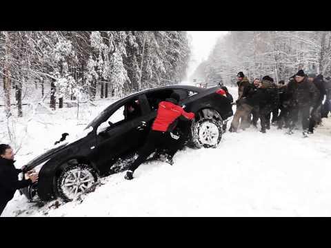 Трасса Ульяновск-Красный Гуляй!!! 01.11.2014