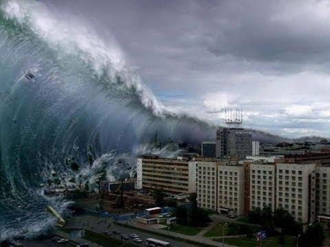 Потоп Ульяновск. Наводнение (новый город) 2014
