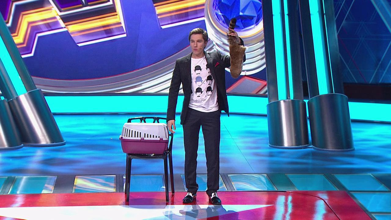 Comedy Баттл. Последний сезон - Андрей Позняков (1 тур) 17.04.2015